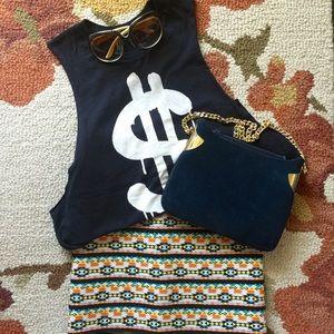Dresses & Skirts - Tribal Print Bandage Skirt