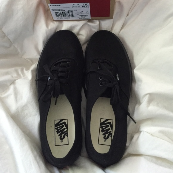Vans Shoes | Like New In Box Size 9