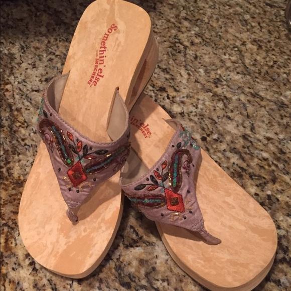 skechers something else sandals