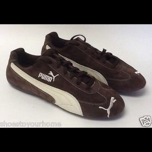 bcfe8f47e4b99e brown puma shoes