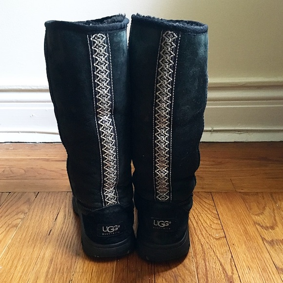 Rare UGG Ultimate Tall Braid 5340