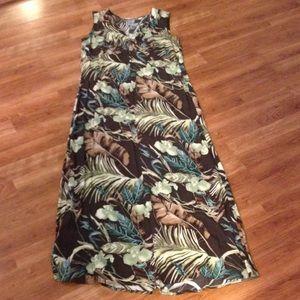 Dresses & Skirts - 🍃🍃🍃 Vintage tropical dress