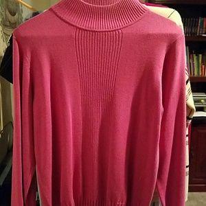 Dressbarn Pink Sweater