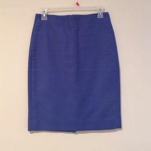 J. Crew No. 2 Pencil Skirt, size 00