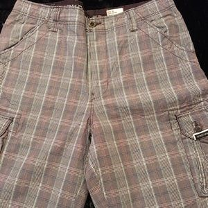Ecko Unlimited Other - Men's Plaid Ecko Shorts, Size 36