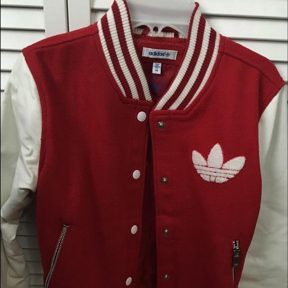81558930c8b Adidas Jackets & Blazers - Adidas Original limited edition varsity jacket