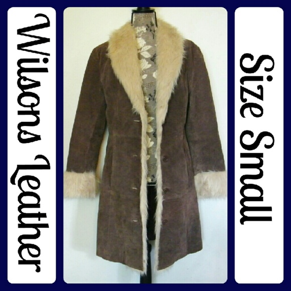 e502b5e9b968 Wilsons Leather Jackets & Coats | Hpwilsons Suede Leather Womens ...