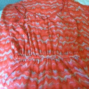 Alternative Dresses & Skirts - Alternative Chevron Maxi Dress Size Small NWOT