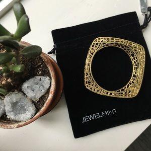 Jewelmint Jewelry - JEWELMINT BIRD CAGE BRACELET