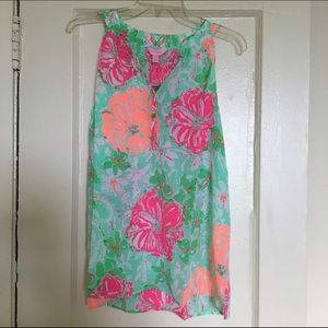Lilly Pulitzer Bailey Top Size M