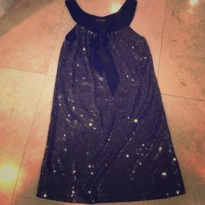 Black Sequin La Rok Dress⭐️👗💄