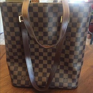 authentic lv damier