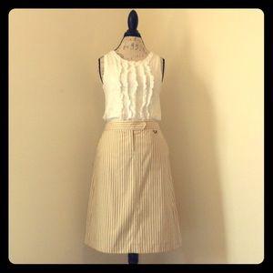 J.Crew cotton skirt