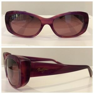 Maui Jim Accessories - Authentic MAUI JIM sunglasses in amethyst