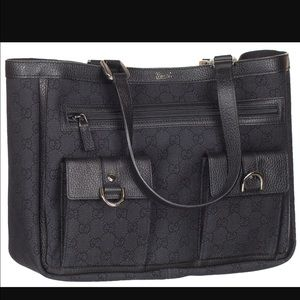 Brand new never before worn Gucci tote
