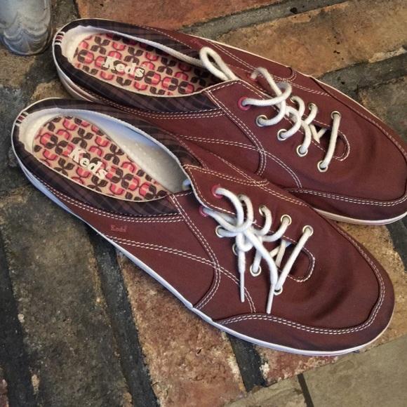 keds mule tennis shoes for women