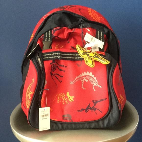 d276f214173c NWT Gap Dinosaur Backpack   Lunch Bag