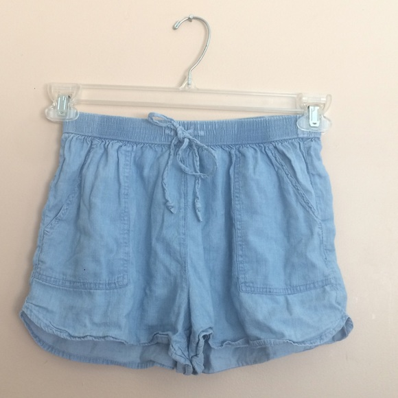 77% off Hollister Pants - Soft Jean Shorts from Amber's closet on ...
