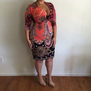 Dresses & Skirts - Summer Patterned Dress*