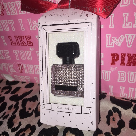 Vs Scandalous Perfume Mini Travel Size Nwt
