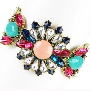 SALE Multi-colored Jeweled Bracelet