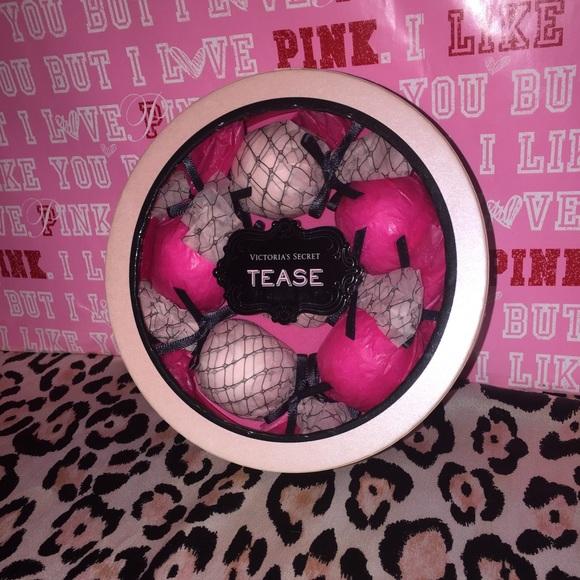 2aa5b14b4f51c Victoria's Secret tease fragrance bath bombs NWT