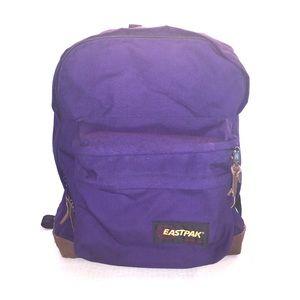 Eastpak Handbags - Purple Eastpak Backpack