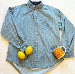 Tommy Hilfiger Other - Tommy Hilfiger Vintage Men's Button Down Shirt