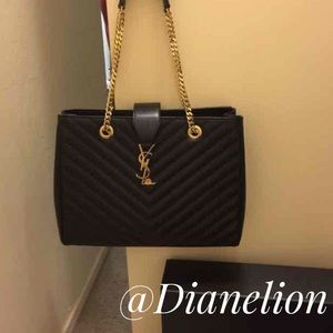 pre owned ysl purses