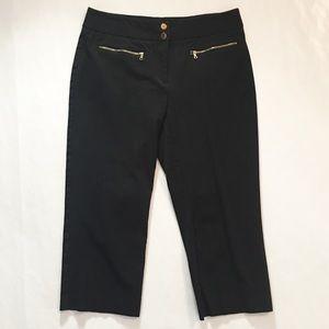 Alfani Pants - Alfani Cropped Dress Pants