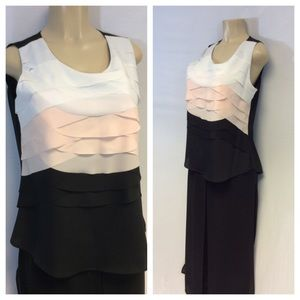 Style & Co Tops - STYLE & CO RUFFLE EVENING TOP