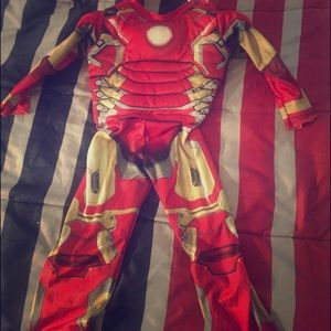 Other - Muscular iron man costume