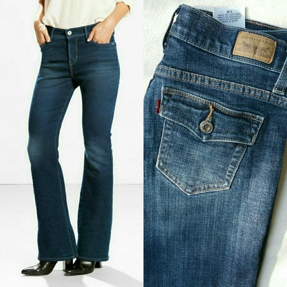 891d15b22f1 Levi's Jeans | Levis 512 High Waist Bootcut Jean Slim 6 | Poshmark