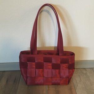 79 off harveys handbags mercedes benz handbag from for Mercedes benz seat belt purse