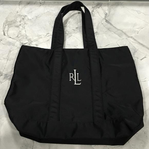 fef28ab5ef Lauren Ralph Lauren Handbags - Lauren by Ralph Lauren Nylon Tote Bag