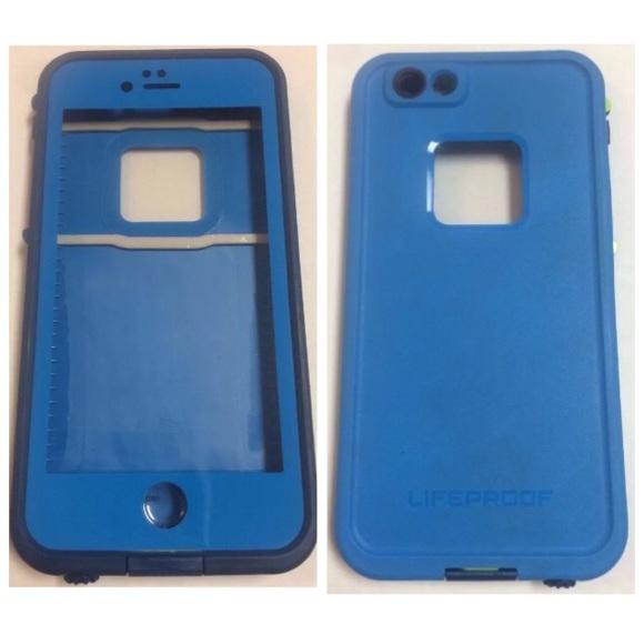 quality design c7cb8 d94d4 Light & Dark Blue & Green Lifeproof iPhone 6 case
