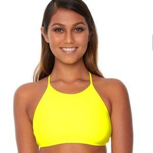 White/yellow bikini XS from Jaimee's closet on Poshmark