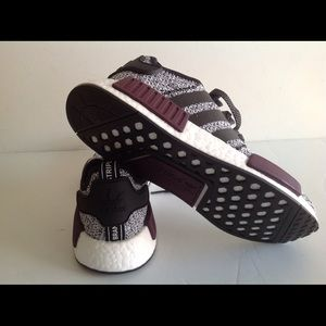 Adidas Mujer Nmd Campeones Granate 1tPGZ67y