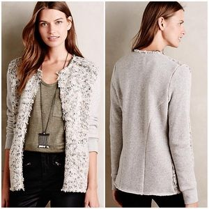 Anthropologie Dalena Jacket by Elevenses