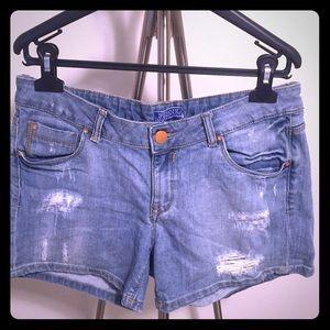 Bershka Pants - ⚠️SALE 💓Blue Bershka jeans shorts