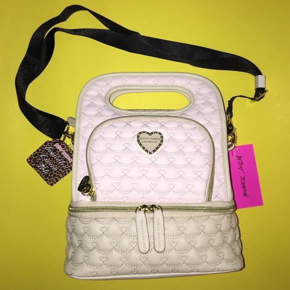34 Off Betsey Johnson Handbags New Betsey Johnson Lunch