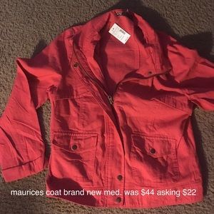 Maurices light weight jacket