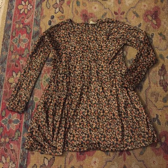 f4885c1f Zara kids 11/12 floral dress. M_57c281e7a88e7d3dc002fccb