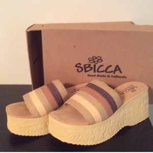Sbicca Shoes - Sbicca bought from another Posher but too small