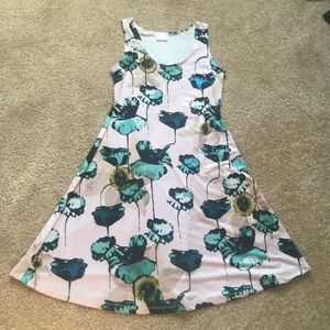 Cow Cow Dresses - Floral fit and flare dress