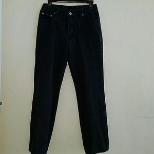 Women's Pair Of NY&Company Stretch Jeans:8 Avg