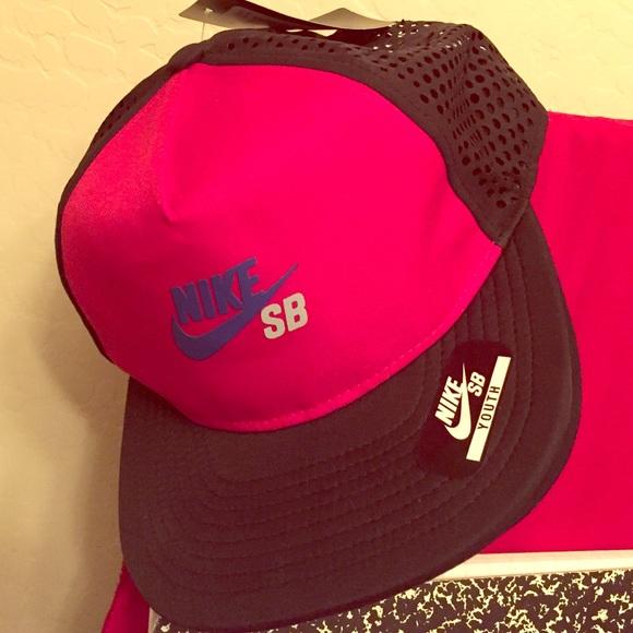 24e1cacb Nike Accessories | Youth Snapback Cap | Poshmark