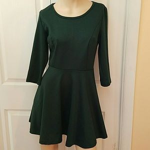 ASOS Dresses & Skirts - ASOS Hunter green dress