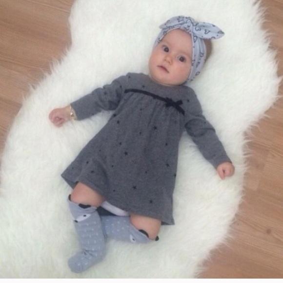Fox Socks Knee High Baby Toddler Girls from Lucky mia kids