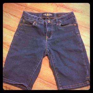 Girls lucky brand shorts